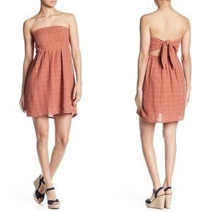 Socialite Strapless Dress